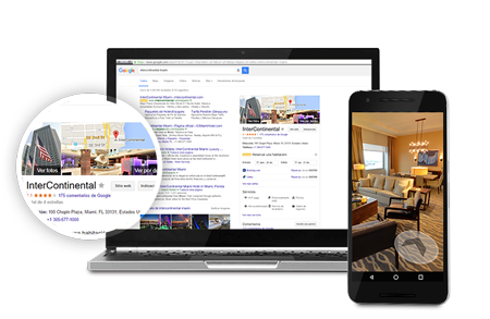 HOTEL SEARCHES ON GOOGLE